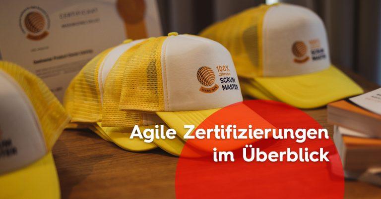 Agile Zertifizierungen im Überblick
